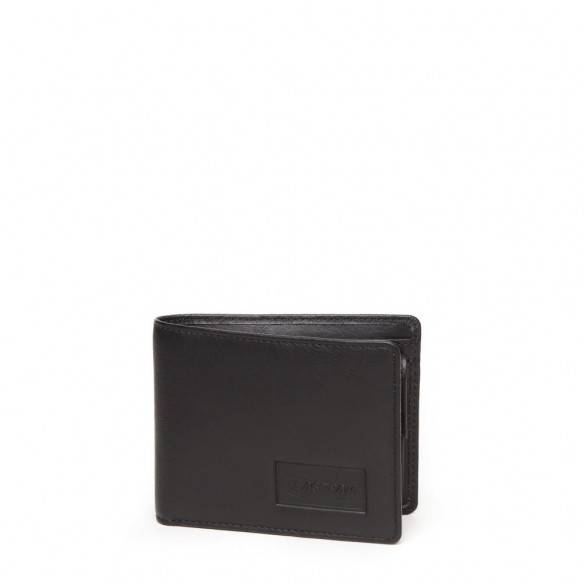 Eastpak Carteira Drew Black Ink Leather
