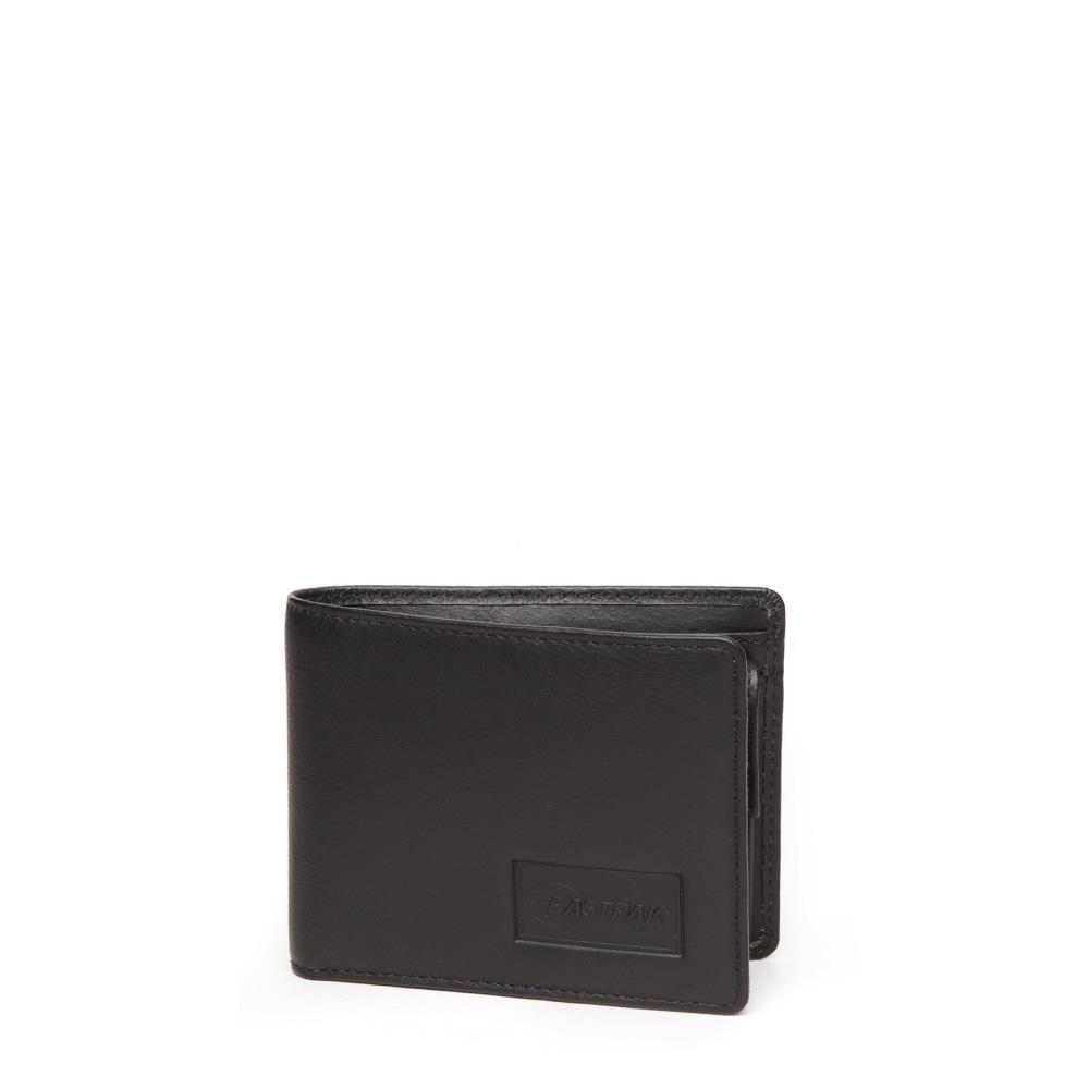Eastpak Carteira Drew Black Ink Leather