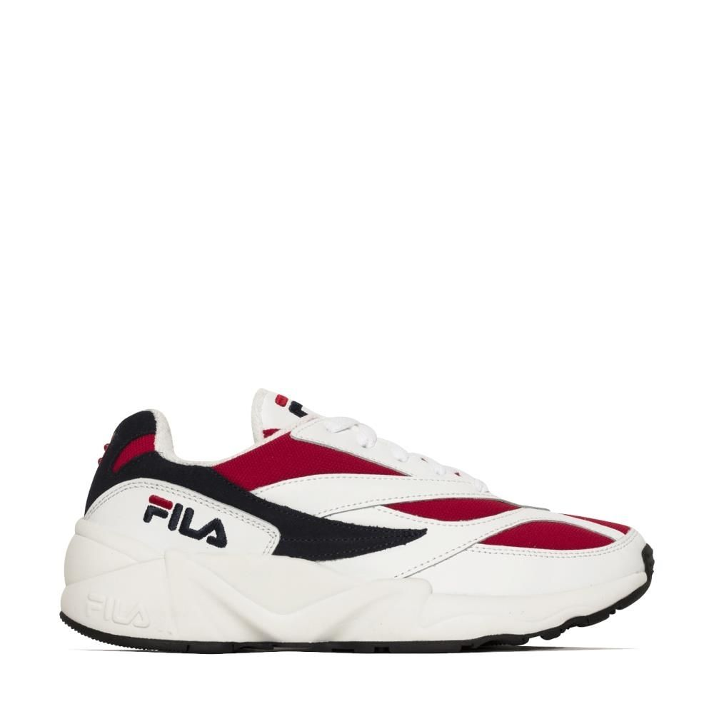 Fila Venom 94 White Navy Red