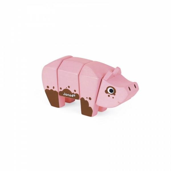 Janod Animal Kit Pig