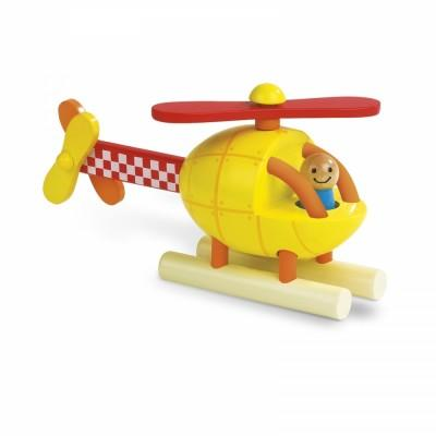 Janod Kit Magnetico Helicoptero