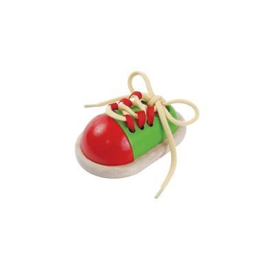 Plan Toys Atar o Sapato