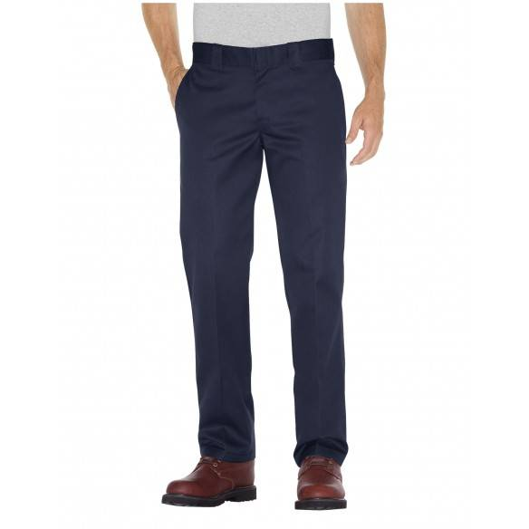 Dickies 873 Slim Straight Work Pant Dark Navy