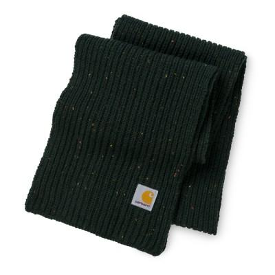 Carhartt Anglistic Plain Scarf Loden Heather