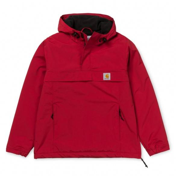 Carhartt Nimbus Pullover Winter Blast Red