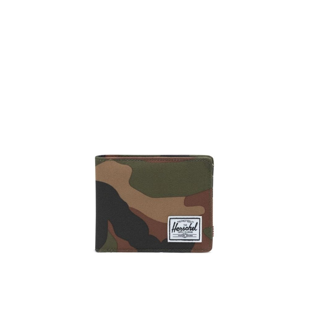 Herschel Wallet Roy+Coin Woodland Camo