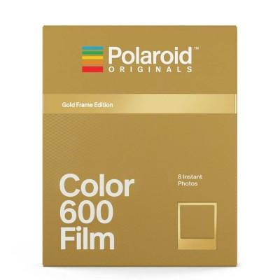 Polaroid Originals Color Film for 600 Gold Frame Edition