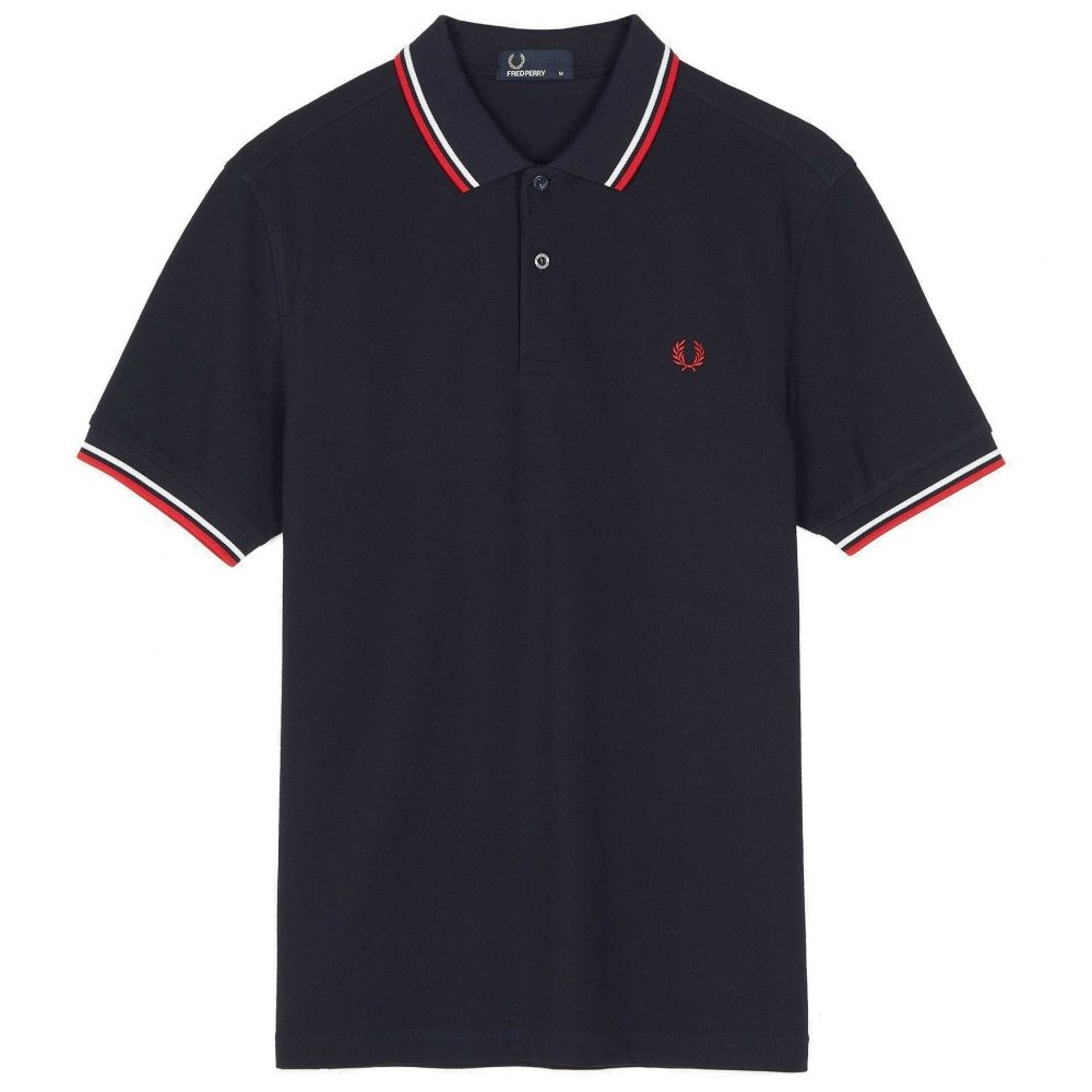 Fred Perry Polo Twin Tipped M3600-471