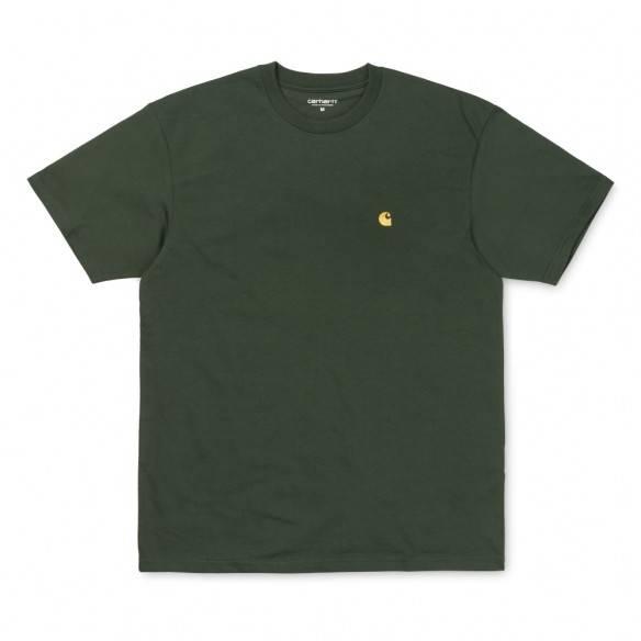 Carhartt T-Shirt Chase Loden