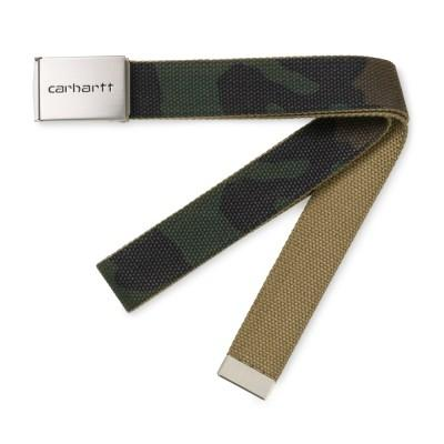 Carhartt Clip Belt Chrome...