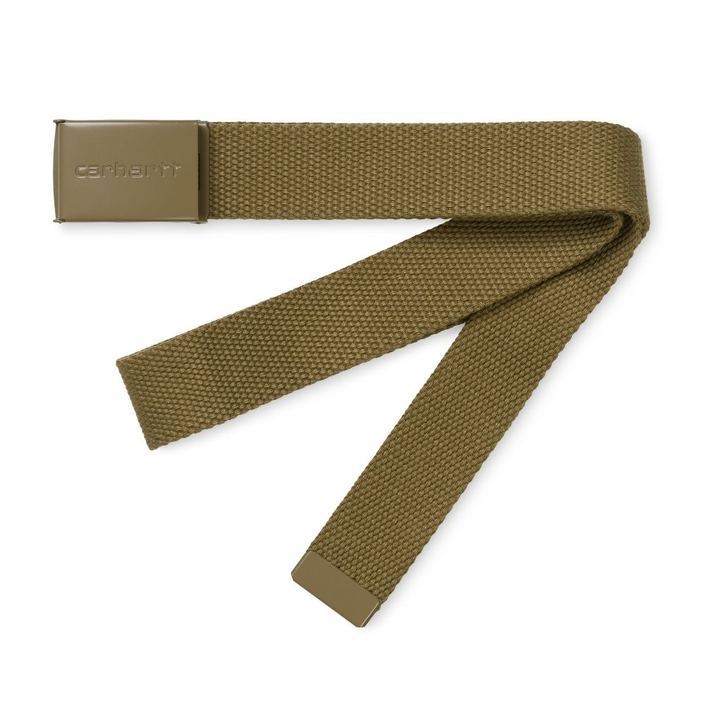 Carhartt Clip Belt Tonal Brass