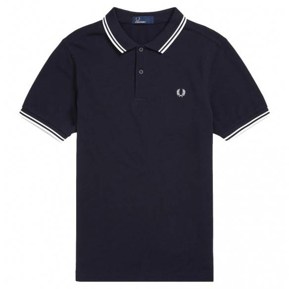 Fred Perry Polo Twin Tipped M3600-238