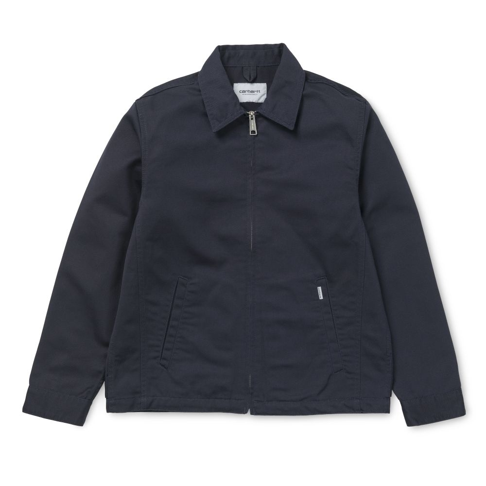Carhartt Modular Jacket Summer Dark Navy Rinsed