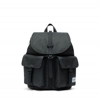 Herschel Backpack Dawson XS Black Crosshatch