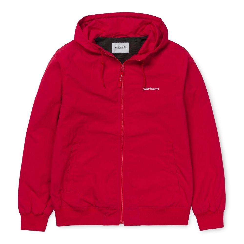 Carhartt Marsh Jacket Cardinal