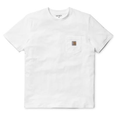 Carhartt T-Shirt Pocket White