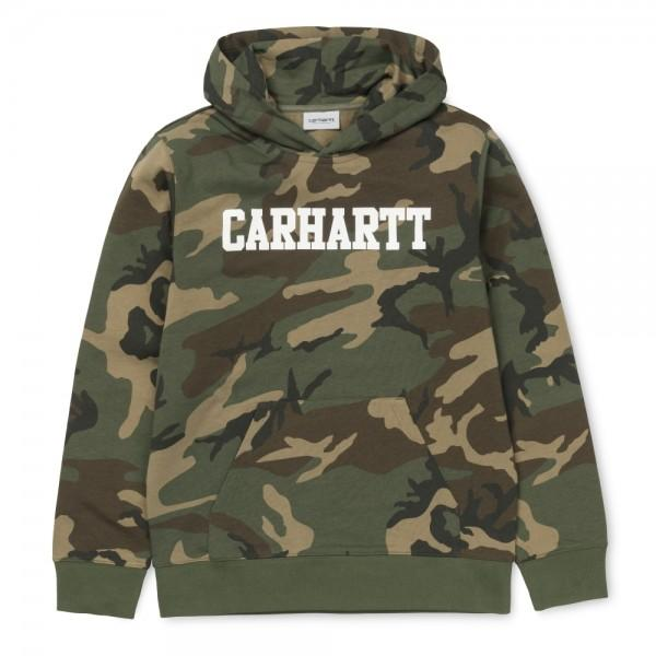 Carhartt Sweatshirt Hooded College...