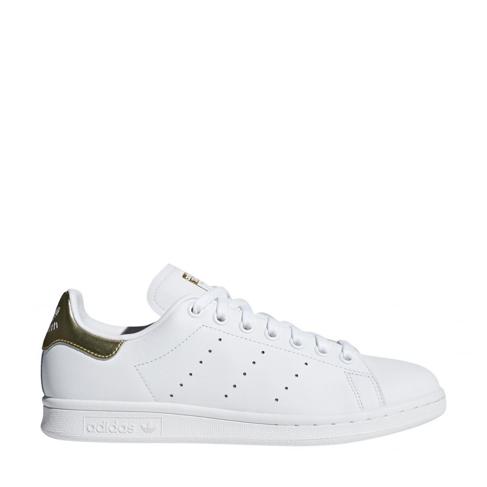 Adidas Stan Smith W White Gold