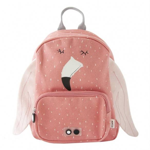 Trixie Backpack Mrs Flamingo