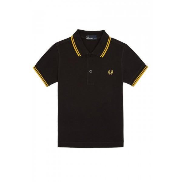 Fred Perry Kids Twin Tipped Shirt...