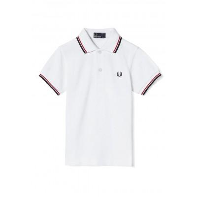 Fred Perry Kids Polo Twin Tipped SY3600-748