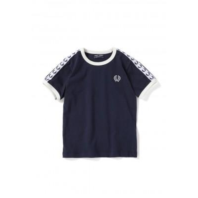 Fred Perry Kids T-Shirt Taped Ringer SY6347-584