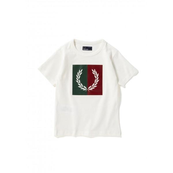 Fred Perry Kids Split Laurel Wreath...