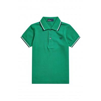 Fred Perry Kids Polo Twin Tipped SY3600-330