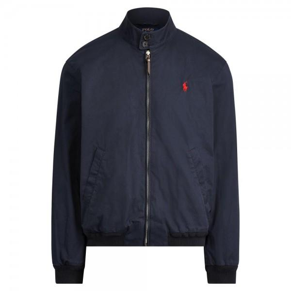 Polo Ralph Lauren Cotton Twill Jacket Aviator Navy