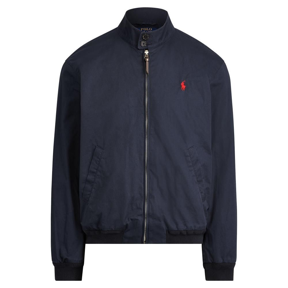 Polo Ralph Lauren Casaco Cotton Twill Aviator Navy