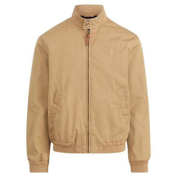 Polo Ralph Lauren Cotton Twill Jacket Luxury Beige