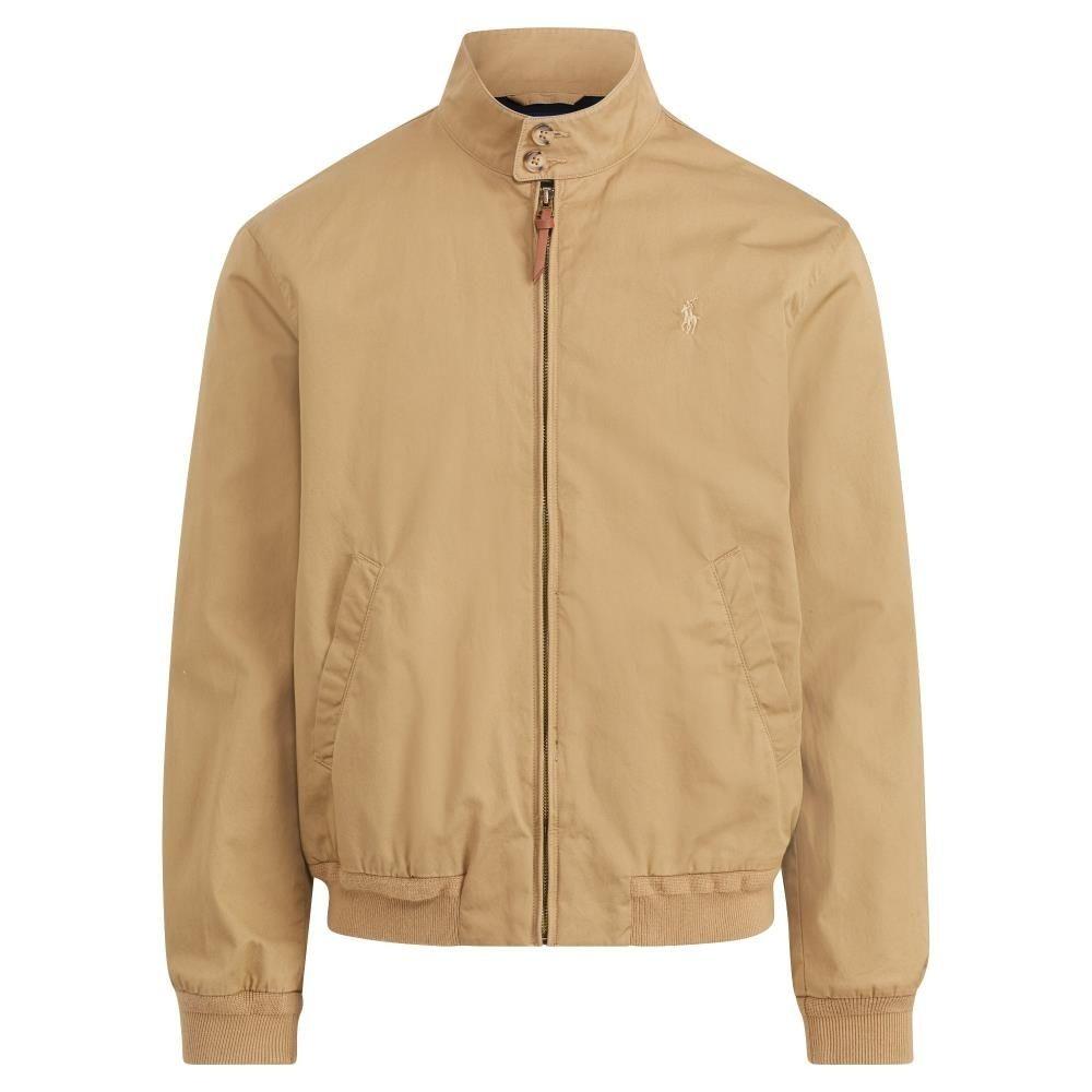 Polo Ralph Lauren Cotton Twill Jacket Luxury Beige