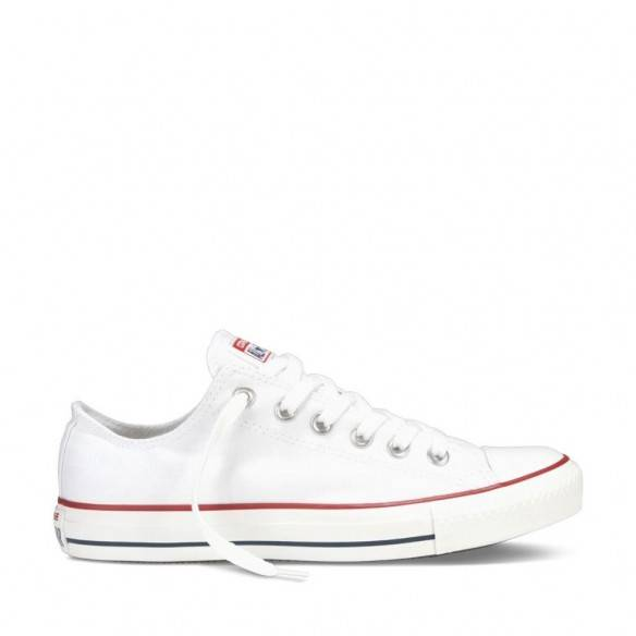 Converse Sapatilhas CT All Star OX Optical White M7652C
