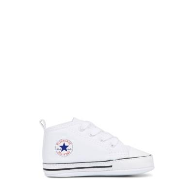 Converse CT First Star Hi White