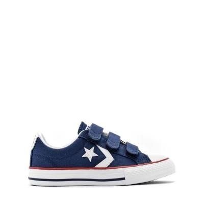Converse Star Player 3V OX Kids Navy