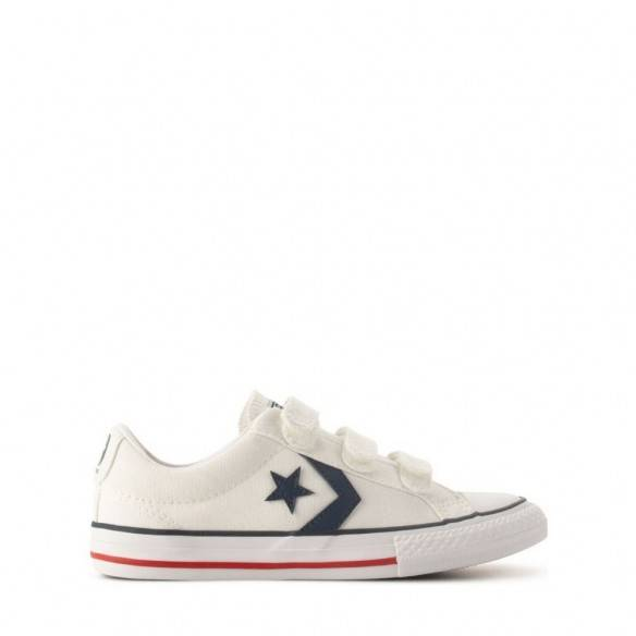 Converse Star Player Kids White