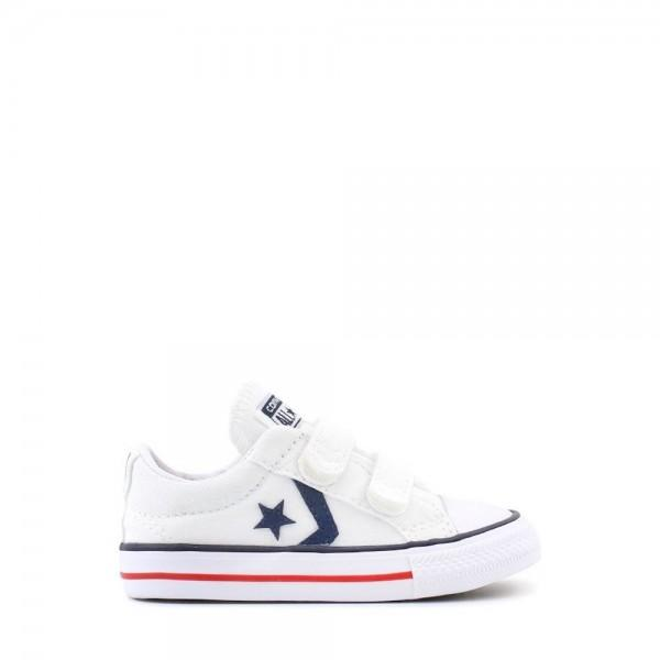 Converse Star Player Baby White