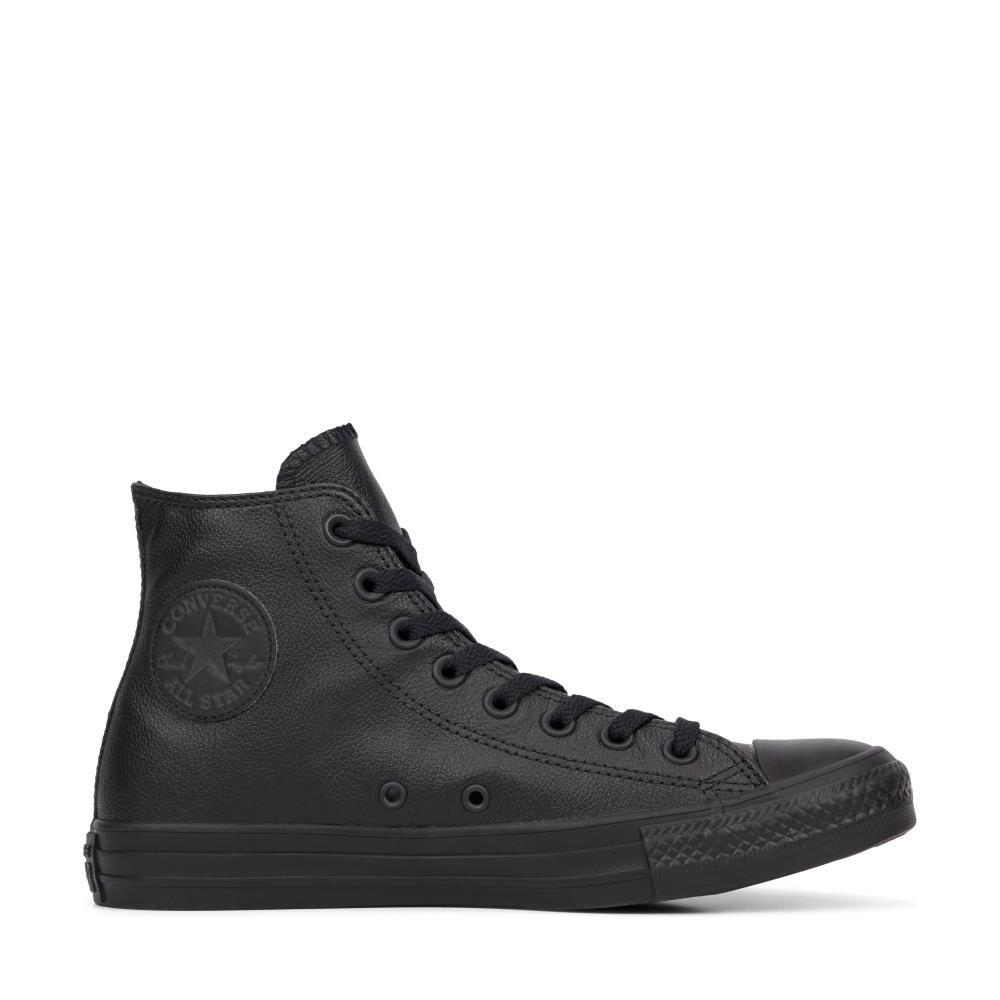 Converse CT All Star Hi Mono Leather Black