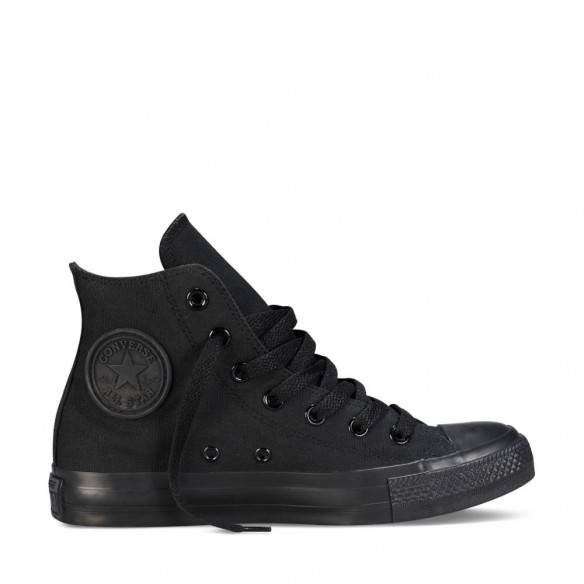 Converse CT All Star Hi Black Monochrome