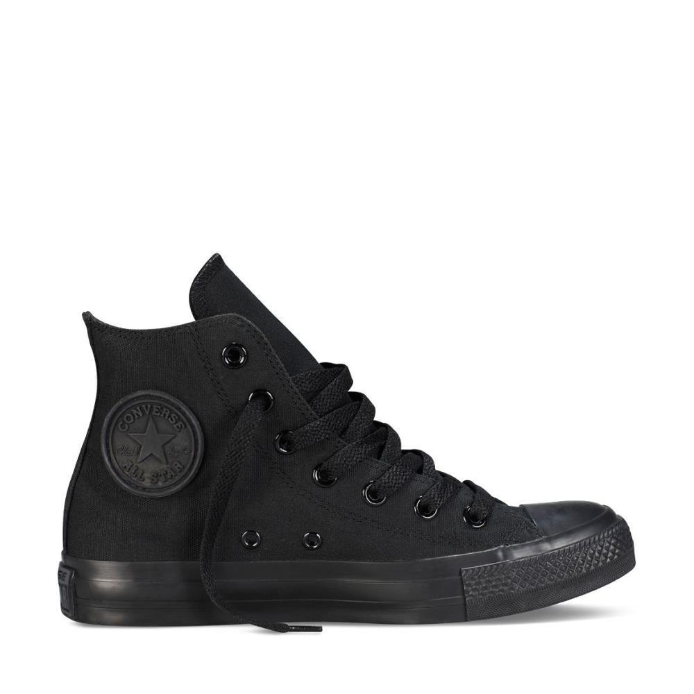 Converse CT All Star Hi Black Monochrome