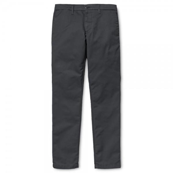 Harper Blue Chambray Paper Bag Waist Shorts