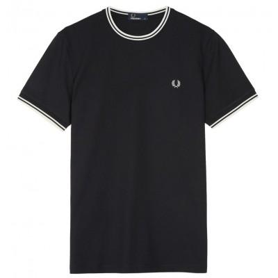 Fred Perry T-Shirt Twin Tipped M1588-102