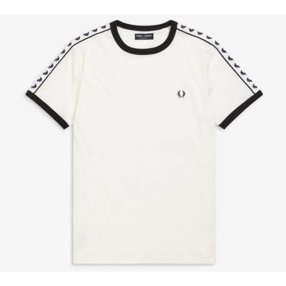 Fred Perry Sports Authentic T-Shirt Taped Ringer M6347-808