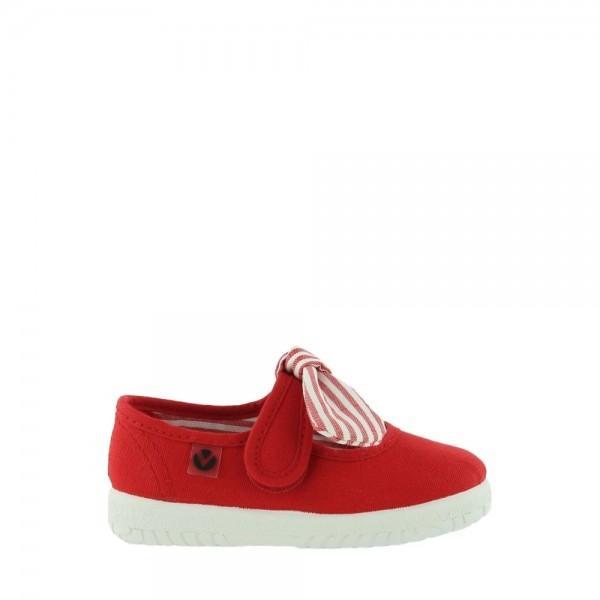 Victoria Sapatos Bebé 05110 Rojo