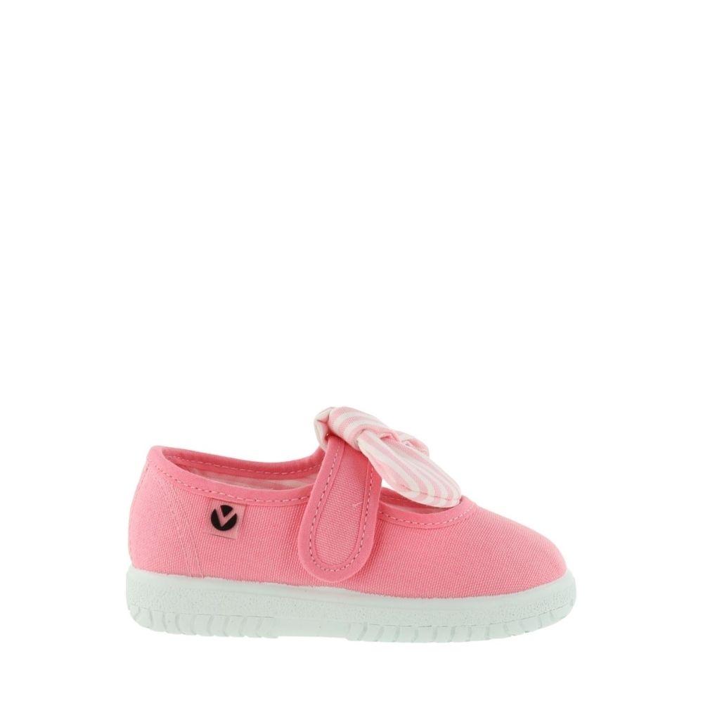 Victoria Ojalá Stripe Bow Baby 05110 Flamingo