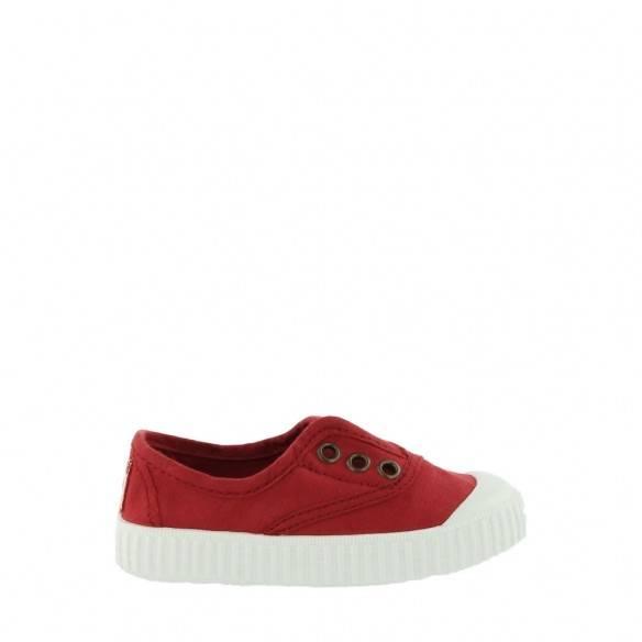 Victoria Baby Shoes 06627 Rojo