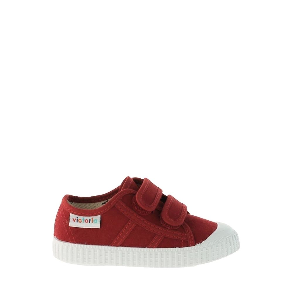 Victoria Sapatos Bebé 36606 Carmin