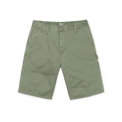 Carhartt Calções Ruck Single Knee Dollar Green