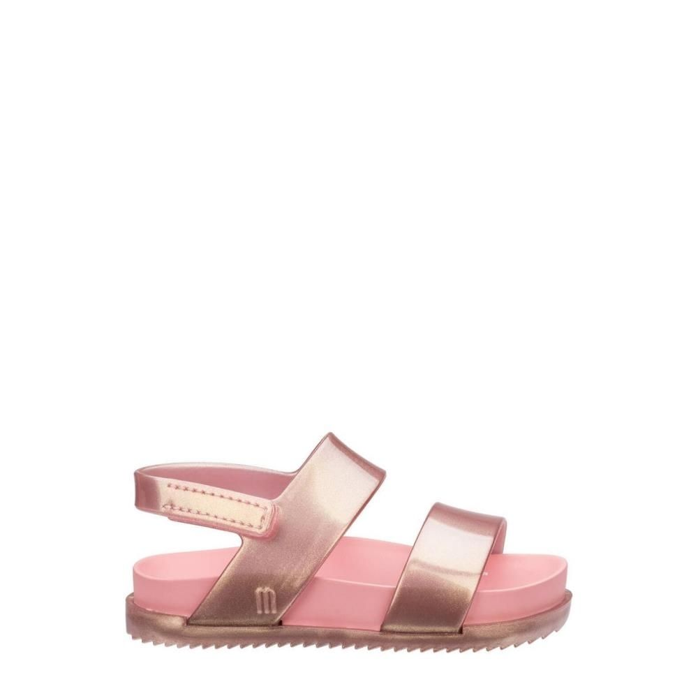 Mini Melissa Cosmic Metallic Pink