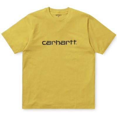 Carhartt Script T-Shirt Primula Black